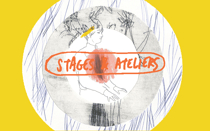 Stages & ateliers : Cultiver l'art du repos en position de spectateur