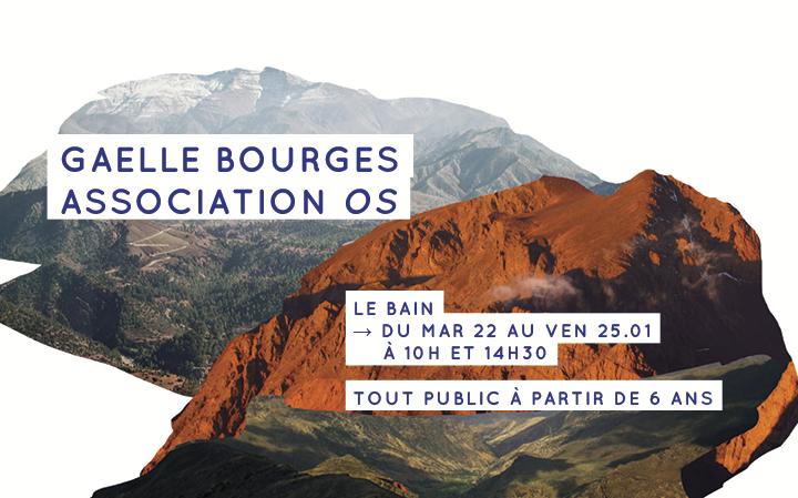 Gaëlle Bourges - Le bain - du 22 au 25.01 à 10h et 14h30