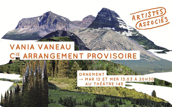 Vania Vaneau - Ornement au Théâtre 145
