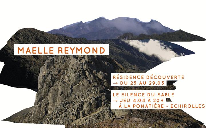 Maëlle Reymond - Le Silence du Sable