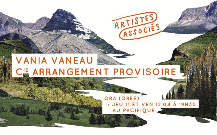 Vania Vaneau - ORA (Orée)