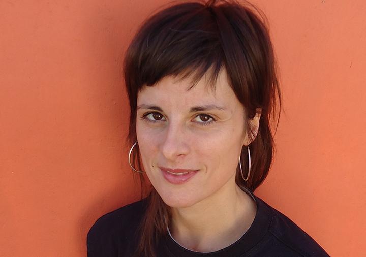 Portrait d'Emilie Birraux