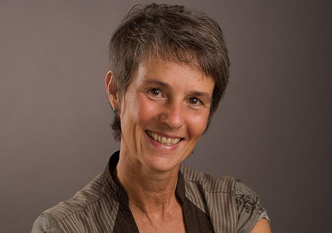 Portrait de Sylvie Honle