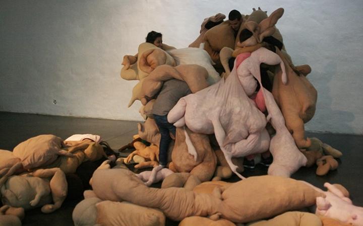 Le corps comme relation - Mathilde Monfreux