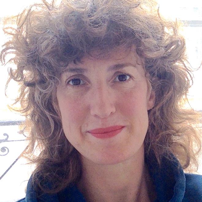 Portrait d'Hélène Iratchet