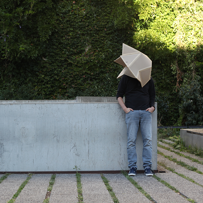 Portrait de Mathieu Heyraud