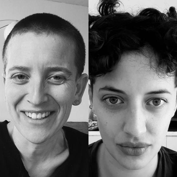 Portrait de Myriam Lefkowitz et Catalina Insignares