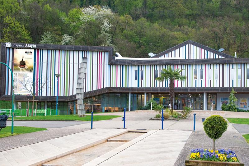 Espace Aragon à Villard-Bonnot