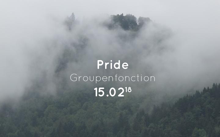 Pride - Groupenfonction
