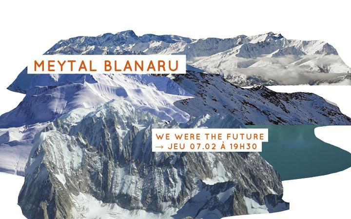 Meytal Blanaru - We were the future