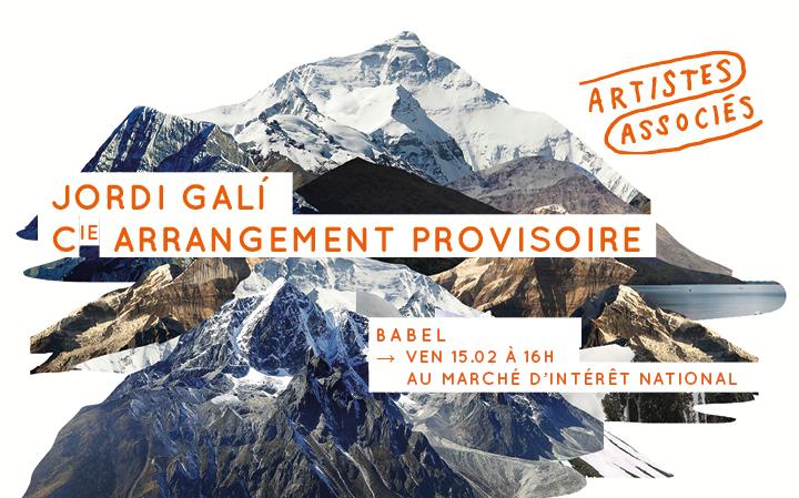 Babel - Jordi Galí - Ven 15.02 à 16h au MIN de Grenoble