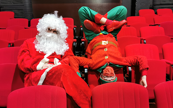 Le Grand Concert de Noël - Paola Stella Minni & Konstantinos Rizos